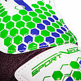 Воротарські рукавички SportVida SV-PA0009 Size 4, фото 5