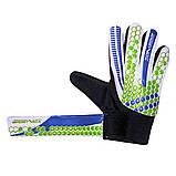 Воротарські рукавички SportVida SV-PA0009 Size 4, фото 6