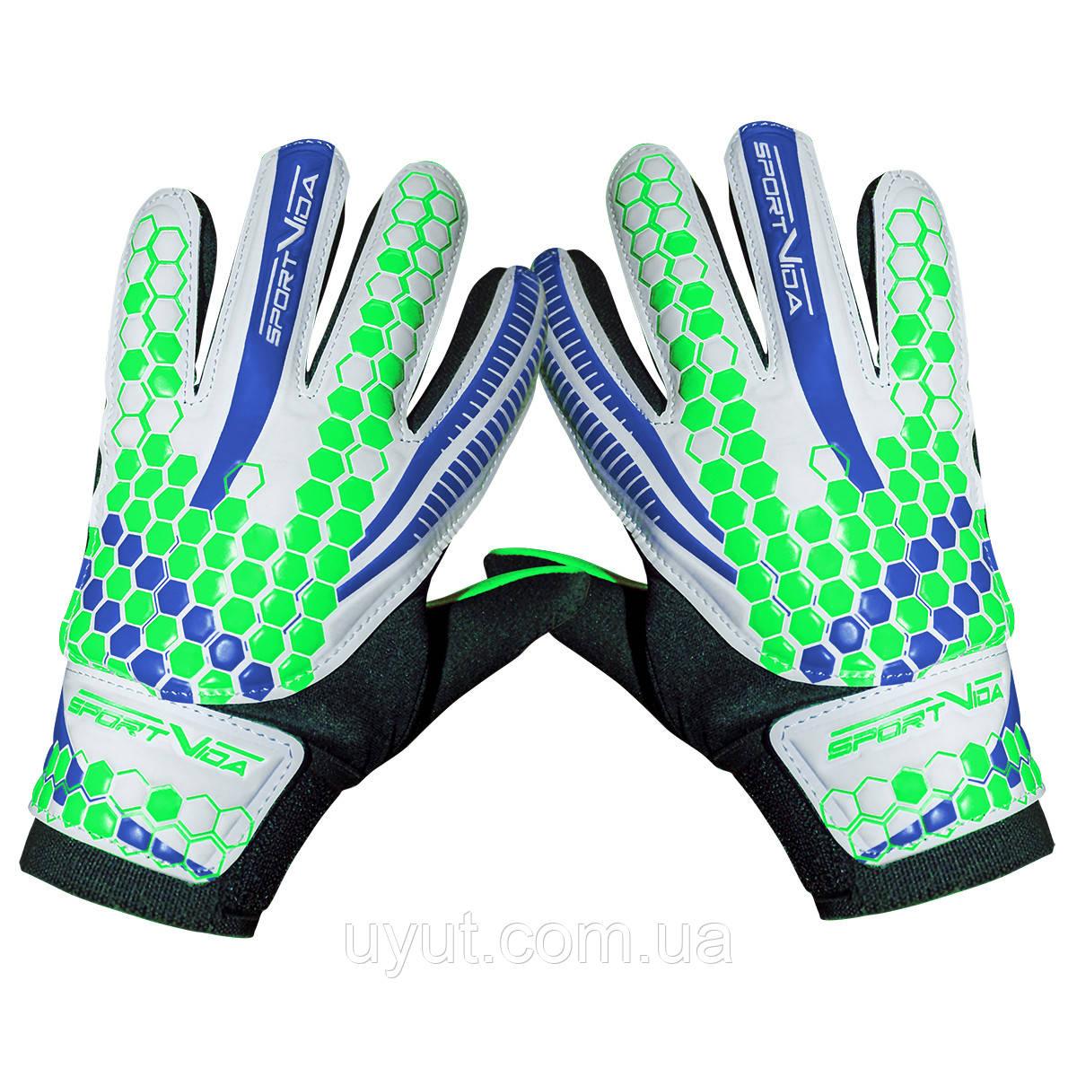 Вратарские перчатки SportVida SV-PA0012 Size 7