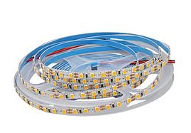 Светодиодная лента smd 2835 120led/м 12v ip20 нейтральный белый 4200К премиум на синем термоскотче