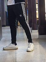 Спортивные штаны в стиле Adidas Stitch