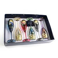 "Бокалы для шампанского ""Premium Veneziano"" 6шт."