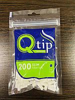 Фильтры для сигарет 6 мм 200 шт