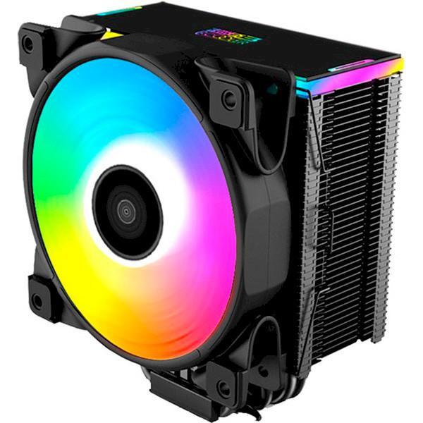 Воздушное охлаждение PCCooler GI-D56A Halo RGB