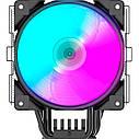 Воздушное охлаждение PCCooler GI-D56A Halo RGB, фото 2