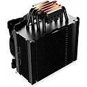 Воздушное охлаждение PCCooler GI-D56A Halo RGB, фото 3
