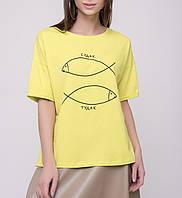 Женская футболка, фото 1