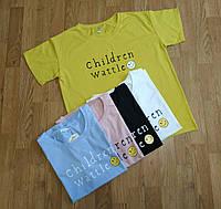 Модная женская футболка, фото 1