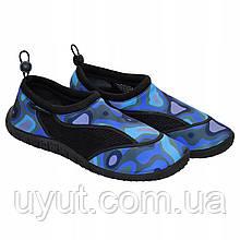Обувь для пляжа и кораллов (аквашузы) SportVida SV-DN0012-R43 Size 43 Blue