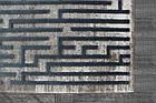 Ковер современный VALS W3943 1,6Х2,3 БЕЖЕВЫЙ прямоугольник, фото 2