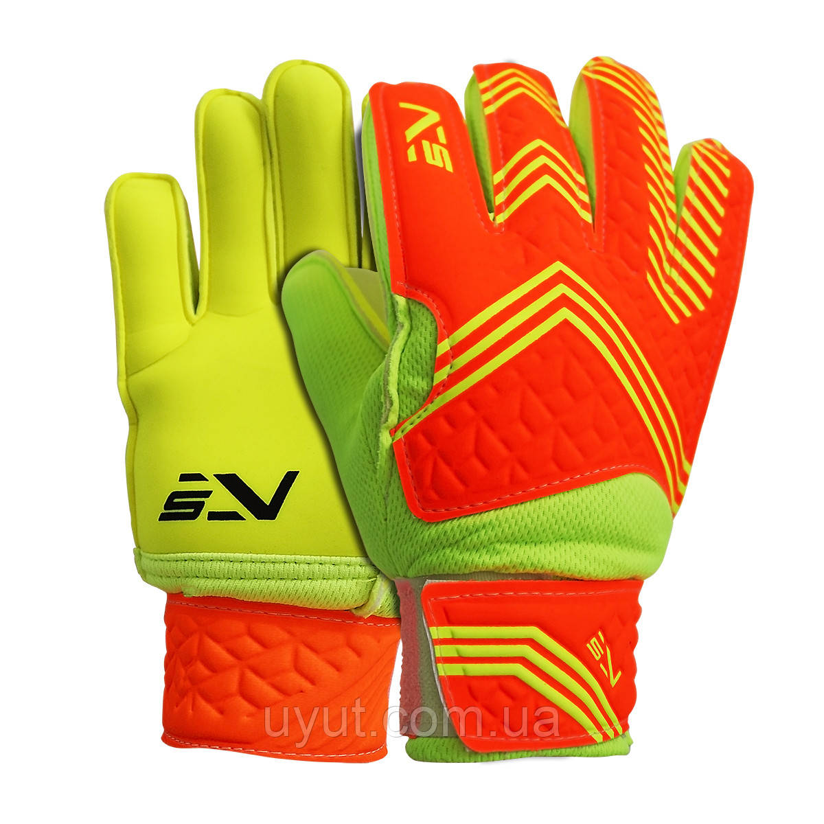 Вратарские перчатки SportVida SV-PA0037 Size 5