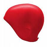 Шапочка для плавання SportVida SV-DN0015 Red, фото 4