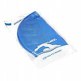 Шапочка для плавання SportVida SV-DN0015 Blue, фото 3