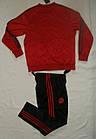 Костюм спортивный детский клубный Бавария/Bayern ( Германия, Бундеслига ), красный,. рост 145-155., фото 3