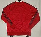 Костюм спортивный детский клубный Бавария/Bayern ( Германия, Бундеслига ), красный,. рост 145-155., фото 4