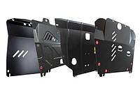 Защита двигателя и кпп - механика Ford Transit кенгурятник (2000-2007) 2.0 D
