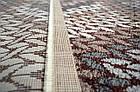 Ковер VENUS 4122b 1,6Х2,3 СЕРЫЙ прямоугольник, фото 2