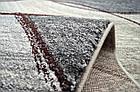 Коврик VENUS 7558d 0,8Х1,5 СЕРЫЙ прямоугольник, фото 2