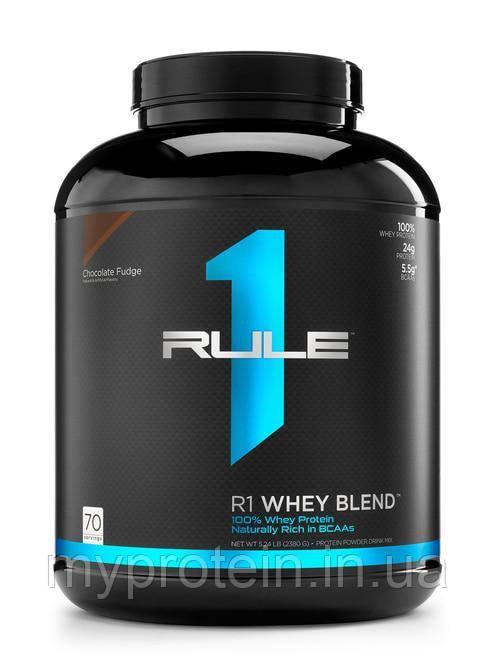 R1 (Rule One) Протеин Whey Blend462 g