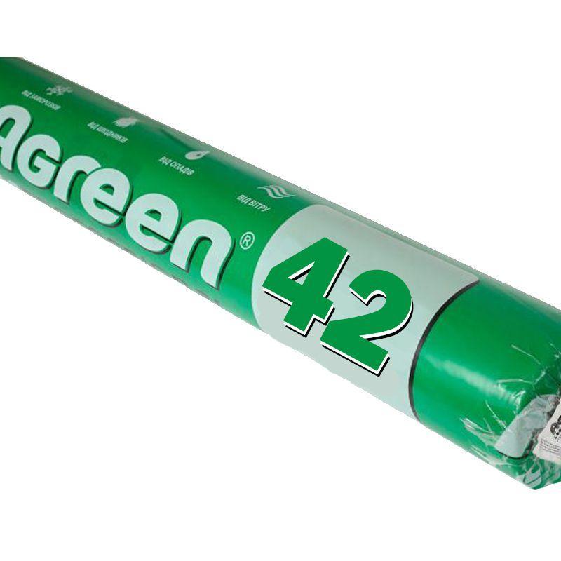 Агроволокно белое Agreen 42 г/м2 (2,1х100)