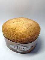 Пряжа Angora gold ombre batik Alize (150 грамм - 825 метров - 20% шерсти)