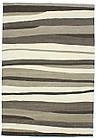 Ковер современный Waves 2Х2,9 СЕРЫЙ прямоугольник, фото 3
