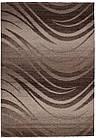 Коврик современный WELLNESS 4179 0,8Х1,5 КОРИЧНЕВЫЙ прямоугольник, фото 4