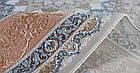 Коврик восточная классика XYPPEM G129 1,5Х2,25 Кремовый прямоугольник, фото 2