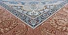 Коврик восточная классика XYPPEM G129 1,5Х2,25 Кремовый прямоугольник, фото 5