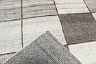 Коврик этнический Yunlu-1 1,5Х2,3 КОРИЧНЕВЫЙ прямоугольник, фото 4