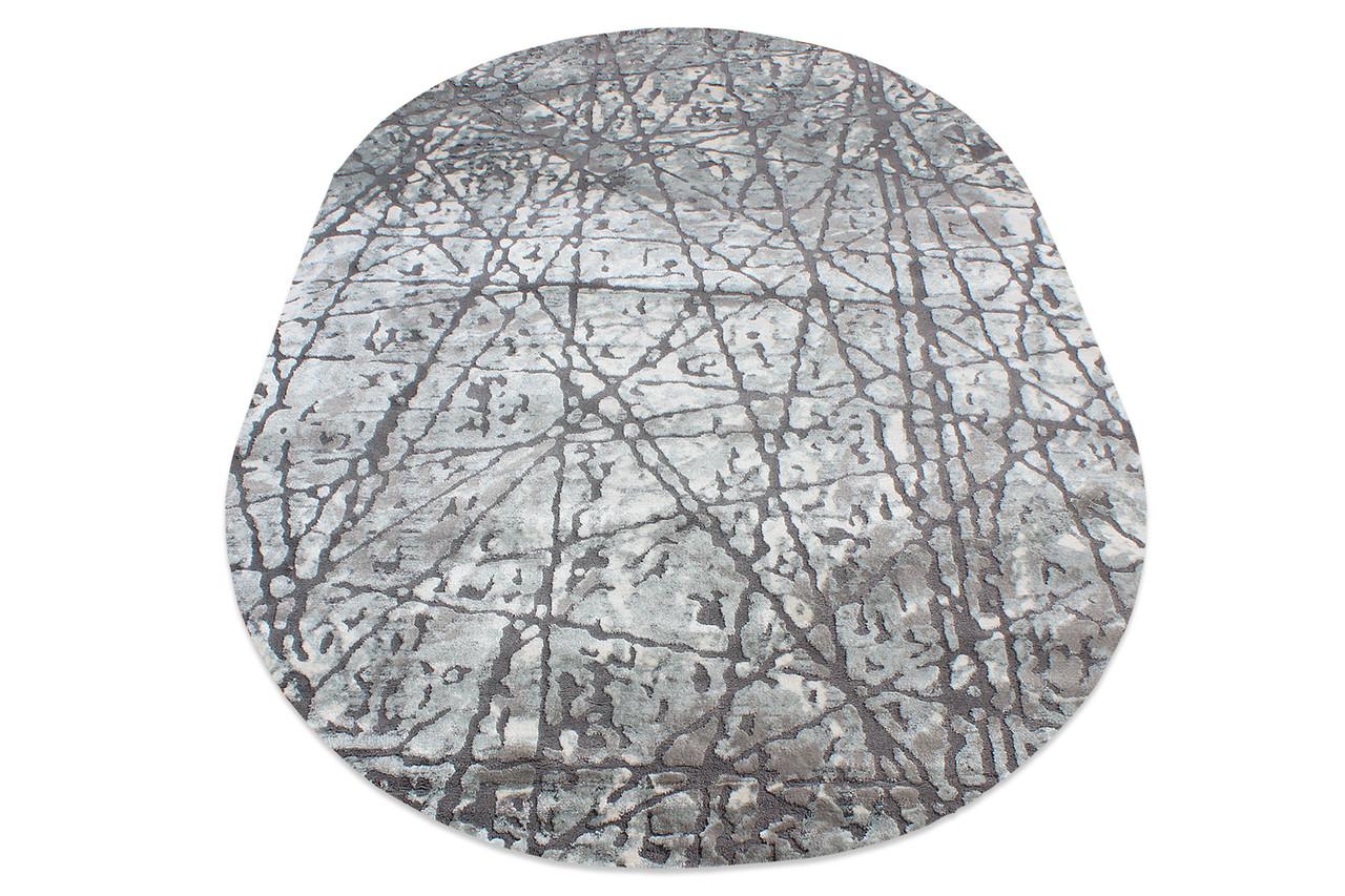 Ковер современный ZARA W7053 1,6Х2,3 БЕЖЕВЫЙ прямоугольник