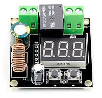 XH-M609 12-36В контроллер разряда аккумуляторной батареи, фото 1