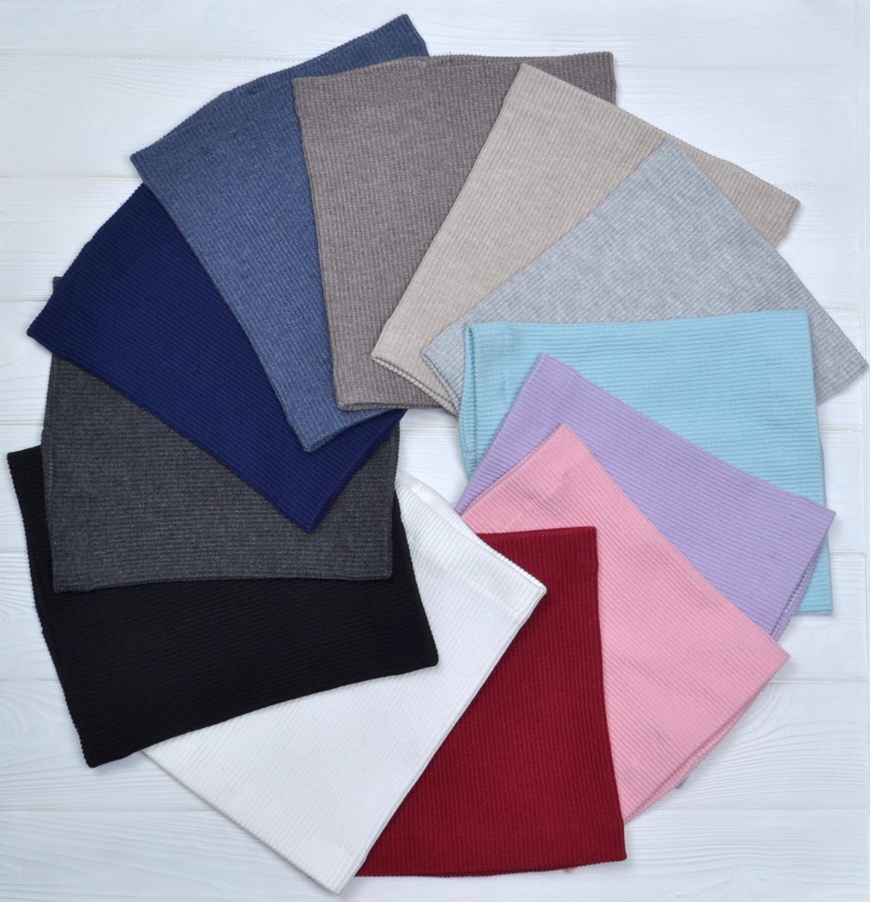 Хомут Баффі шарф на шию весняний для дорослих і дітей