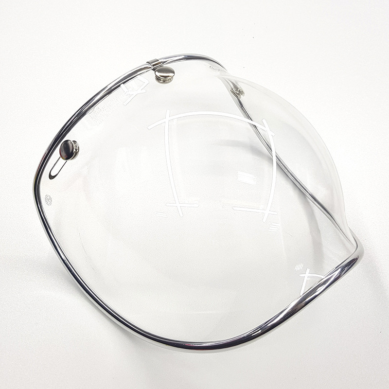 Визор Bell Custom 500 Bubble Clear Deluxe
