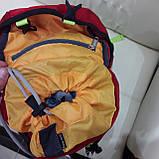 Спортивный рюкзак Onepolar 1587 Red  велорюкзак, фото 4