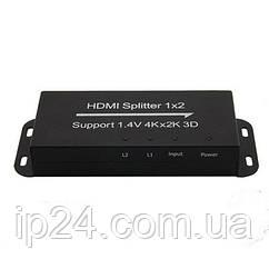 Разветвитель HDMI1X2
