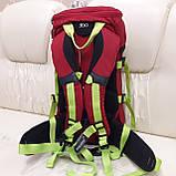 Спортивный рюкзак Onepolar 1587 Red  велорюкзак, фото 7