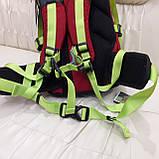 Спортивный рюкзак Onepolar 1587 Red  велорюкзак, фото 6