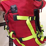 Спортивный рюкзак Onepolar 1587 Red  велорюкзак, фото 8