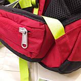 Спортивный рюкзак Onepolar 1587 Red  велорюкзак, фото 9