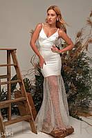 Изящное женское платье-годе Gepur XS,S,M,L, фото 1