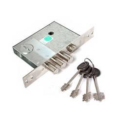 Замок врезной Гардиан 50.11 (стандартный ключ)