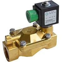 Клапан электромагнитный 21W3ZB190 непрямого действия НO 2-ход Ду 20