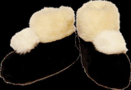Мягкая домашняя обувь