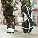 Кроссовки мужские 10031, BaaS Adrenaline, темно-серые, [ 41 42 43 46 ] р. 41-26,5см., фото 3