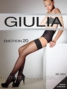 Чулки Джулия Emotion 20
