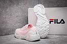Кроссовки женские 13674, Fila Mino One, розовые, [ 36 ] р. 36-23,0см., фото 4