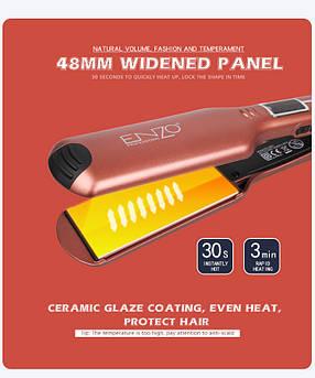 Утюжок для выравнивания волос EN-3851- Новинка, фото 2