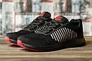 Кроссовки мужские 16461, Yike Running, черные, [ 42 43 ] р. 42-27,5см., фото 2