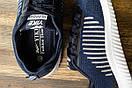 Кроссовки мужские 16463, Yike Running, темно-синие, [ 41 42 43 44 45 ] р. 41-26,5см., фото 5